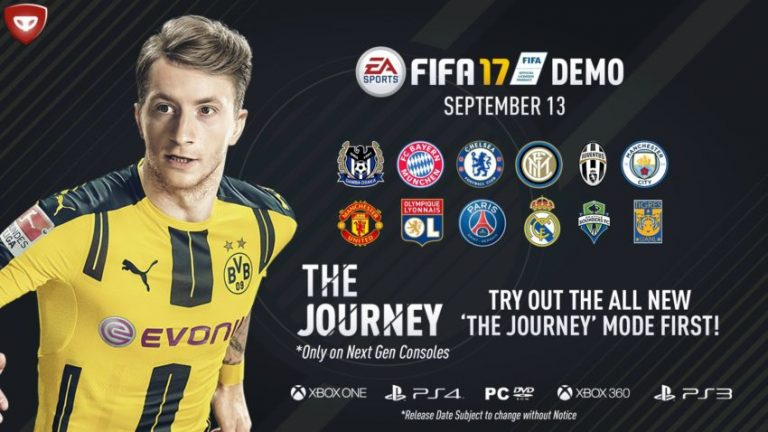 'FIFA 17' COVER ATHLETE REVEALED