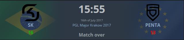 SK-vs-Penta rezultat