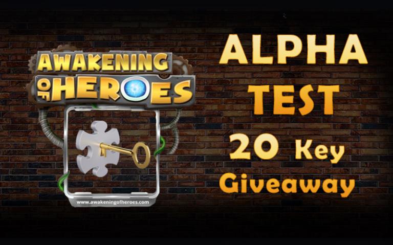 Spremili smo za vas 20 ključeva za Awakening of Heroes – ALPHA TEST