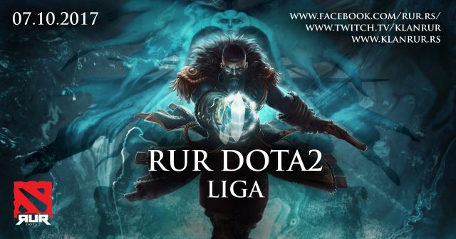 RuR Dota2 League announced