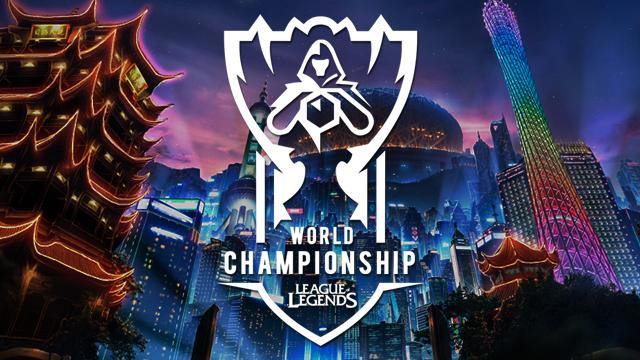 LOL Worlds Group phase starting today