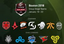 Boston Major CSGO