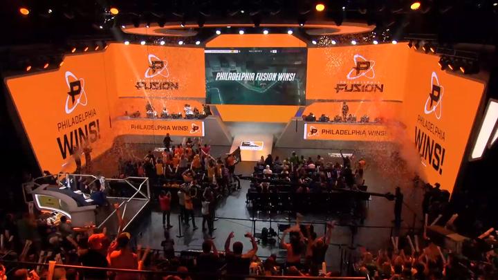 Fusion stuns NYXL to reach first OWL Grand Finals