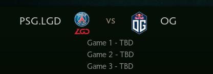 PSG.LGD -vs- OG