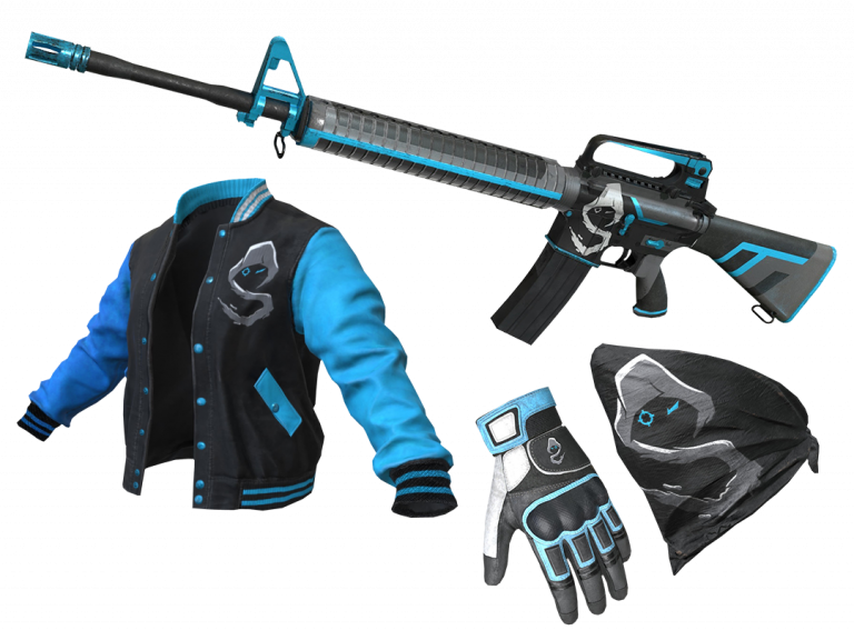 Limited Time Broadcaster Royale Twitch Streamer Skins: Group 1