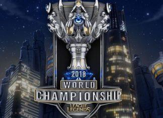 Worlds 2018 logo